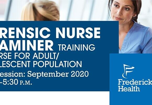 Forensic Nurse Examiner Training Course For Adult Adolescent Population