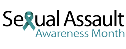 April is Sexual Assault Awareness Month, or SAAM for short
